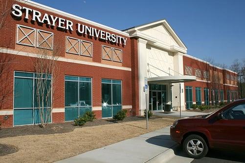 body_strayer_university