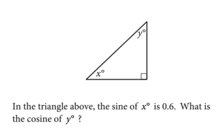 SAT Trigonometry: SOHCAHTOA and Radians