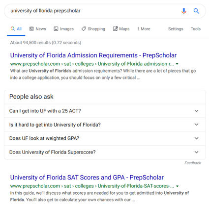 body_univ_florida_sat_prepscholar_search_screenshot
