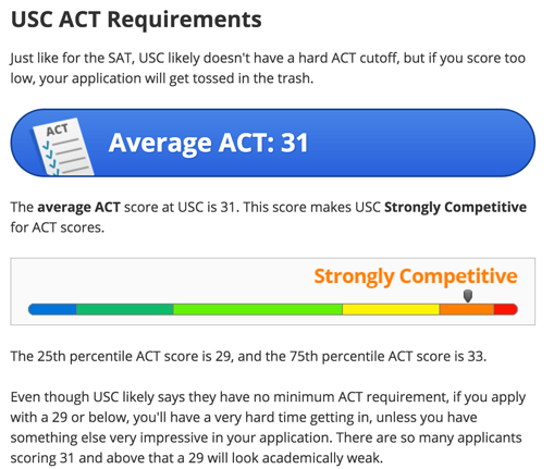 Does a very high SAT score give someone a CHANCE at basically any college?