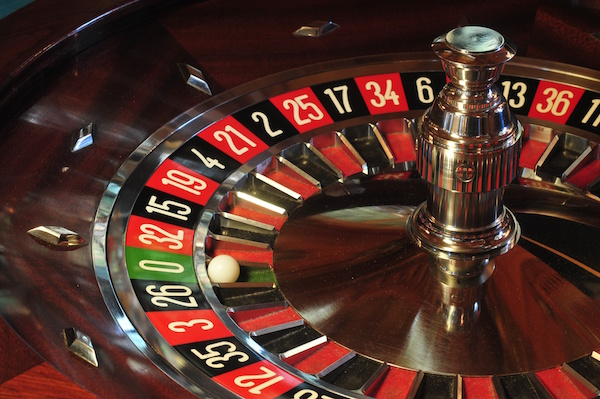 Roulette act