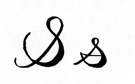 How to Write a Cursive S: 3 Calligraphy Tips