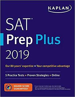 Best Sat Prep Book 2019 Best SAT Prep Books 2019