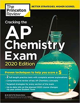 The 5 Best AP Chemistry Books: Full Expert Reviews