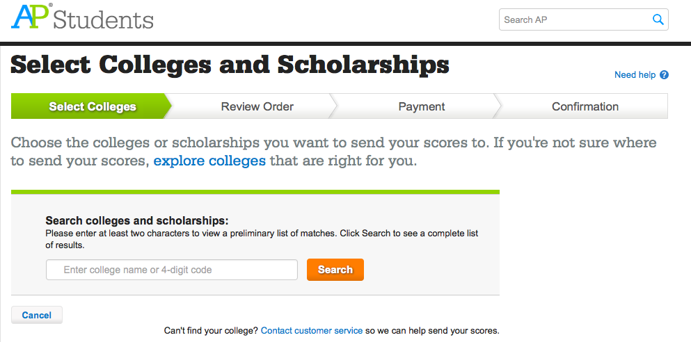 Do IVY LEAGUE Colleges accept AP Scores of 4?
