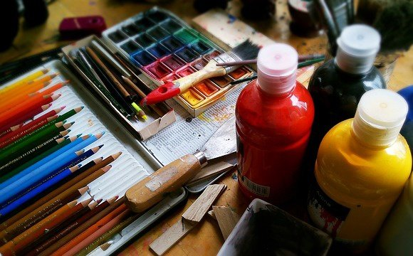 Complete List Of The 17 Art Schools In California