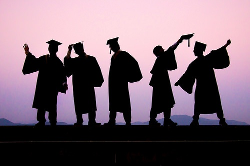 Does future success depend on the group of friends you have throughout highschool ?