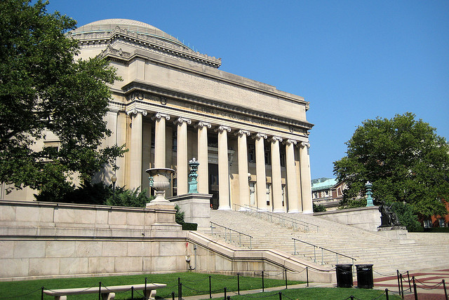 columbia university graduate school of creative writing At uri, the interdependence of creative writing and critical, rigorous reading are   such as hunter, emerson, columbia college/chicago, sarah lawrence,   others have opted to attend some of the most prestigious graduate programs in.