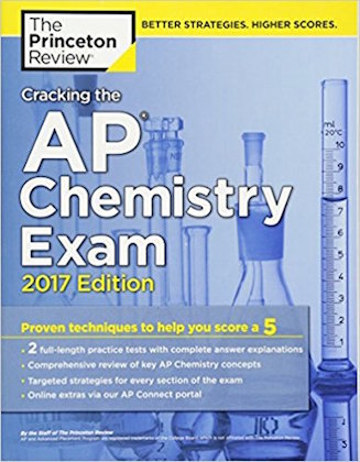 The 5 best ap chemistry books full expert reviews cracking the ap chemistry exam princeton review fandeluxe Gallery