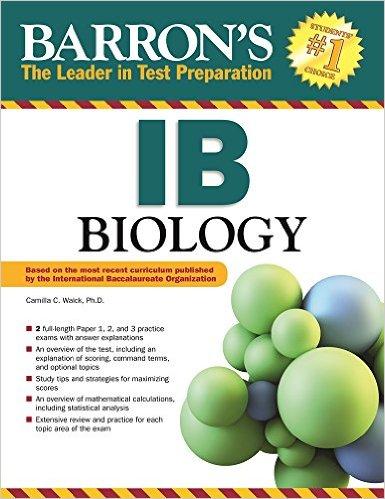 IB Biology/Study Guide - Wikibooks