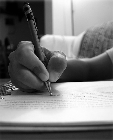 essay about a time you depend on someone