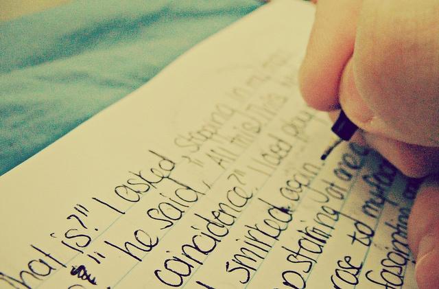 undergraduate creative writing