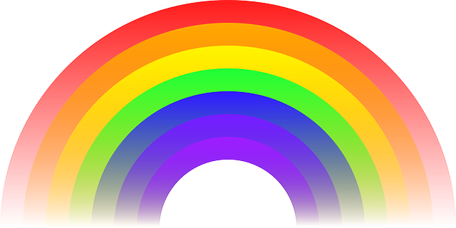 What Is The Rainbow Color Order Understanding Roygbiv