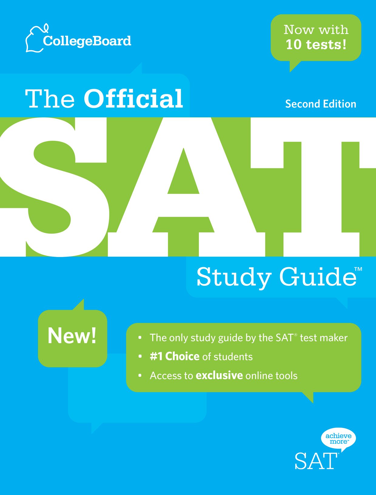 Official sat study guide, 2018 edition, the (official study guide for….